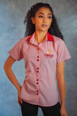 CAMISETE FEMININA MODELO 14